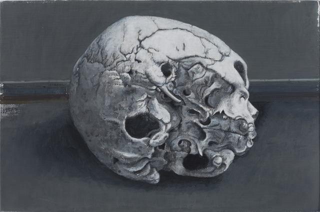 , 'Skull,' 2016, Aye Gallery