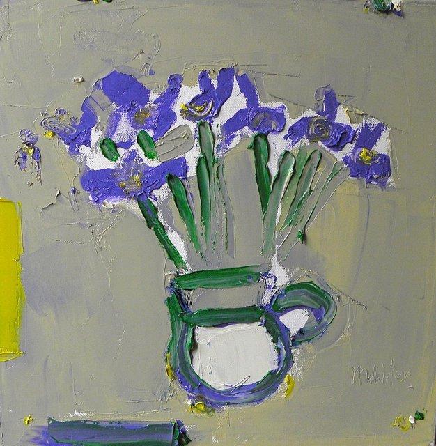 , 'Iris,' , Gateway Gallery