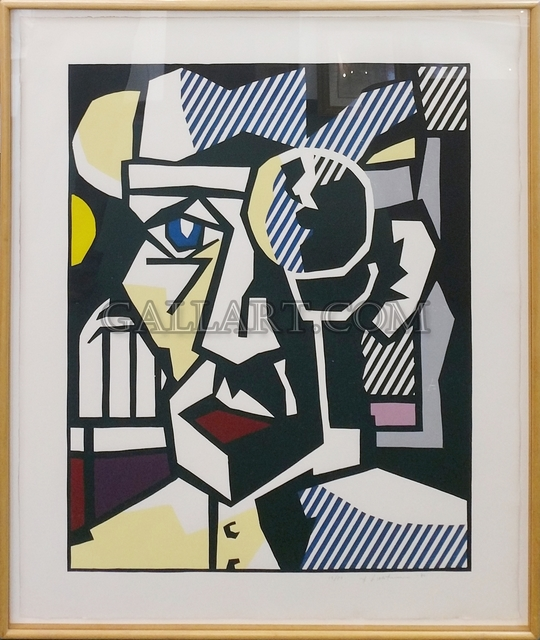 , 'DR. WALDMANN,' 1980, Gallery Art