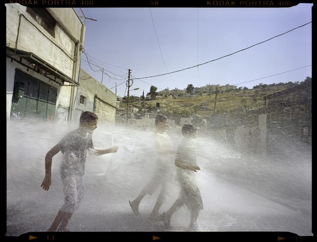 , 'Al Bustan, a Neighborhood in the Village of Silwan, East Jerusalem,' 2011, Norton Museum of Art