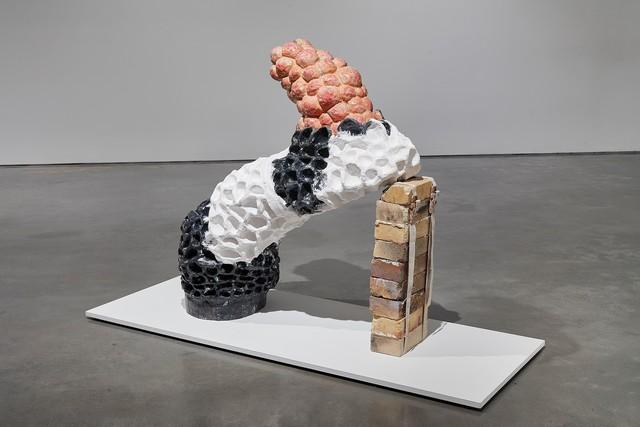 Nicki Green, 'Prolapse Figure with Cast', 2017, Catharine Clark Gallery