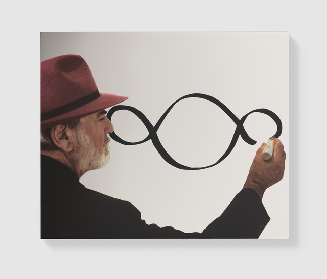 Michelangelo Pistoletto, 'The Drawing of the Third Paradise ', 2011, Simon Lee Gallery