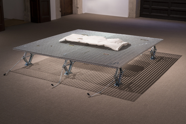 Lucas Simões, 'Chão', 2019, Galería Pelaires