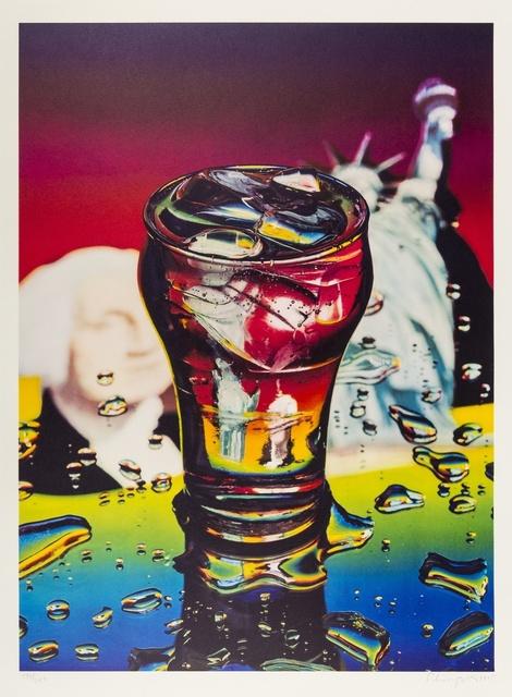 Ben Schonzeit, 'Yankee Flame', 1975, Forum Auctions