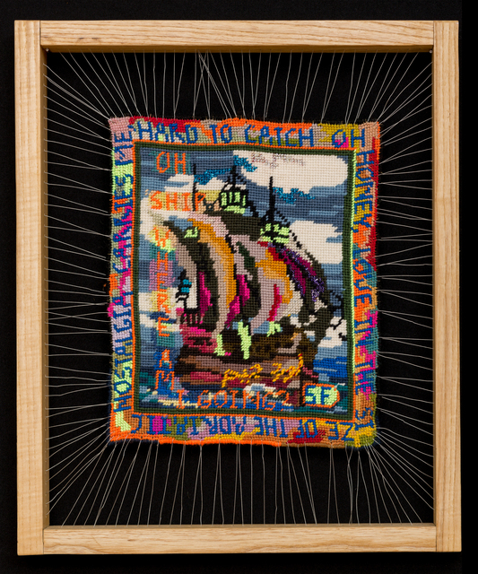 , 'His Ship Was Called Lord Jim,' 2014, October Gallery