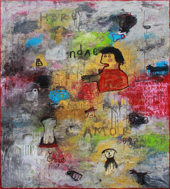 , 'Note in the Rain #2,' 2017, Artemis Art