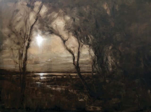 , 'The End of the Beginning,' 2018, The Galleries at Salmagundi