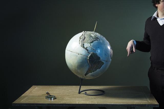 , 'Global Nonchalance,' 2005, Sous Les Etoiles Gallery