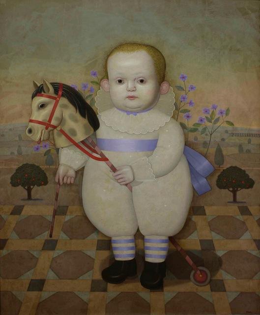 , 'A Caballo,' , RJD Gallery