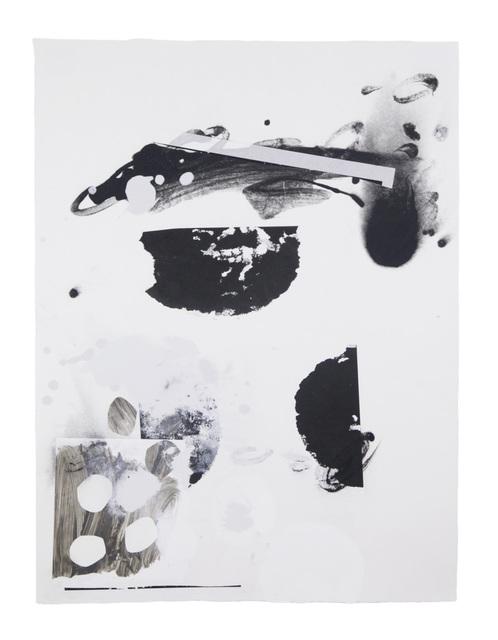 Suzanne McClelland, '0+0=3', 2015, Dieu Donné