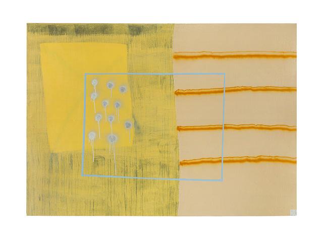 , 'Yellow Abatement,' 2015, LAUNCH LA