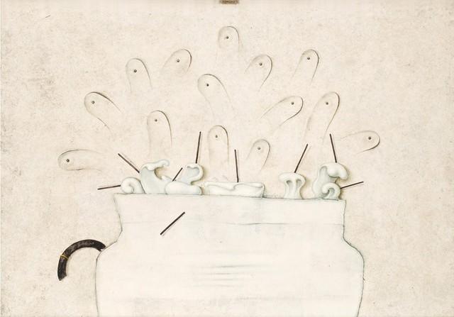 Armodio, 'Vaso aperto', 1988, Finarte