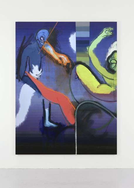 , 'Gloriose Hirne!,' 2017, GRIMM