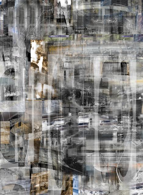 , 'Fugue 8,' 2009, Galeri Nev Istanbul