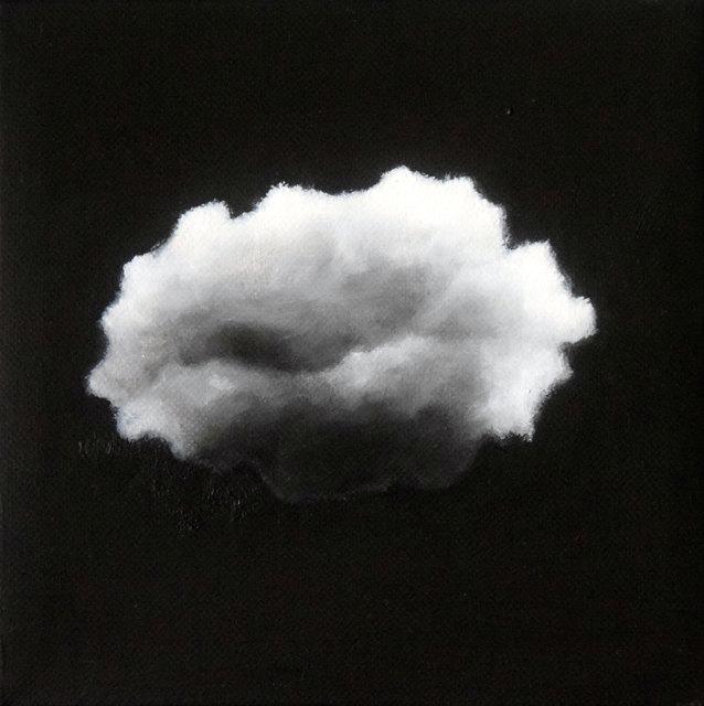 , 'Clouds XXIV,' 2018, Galleria Punto Sull'Arte