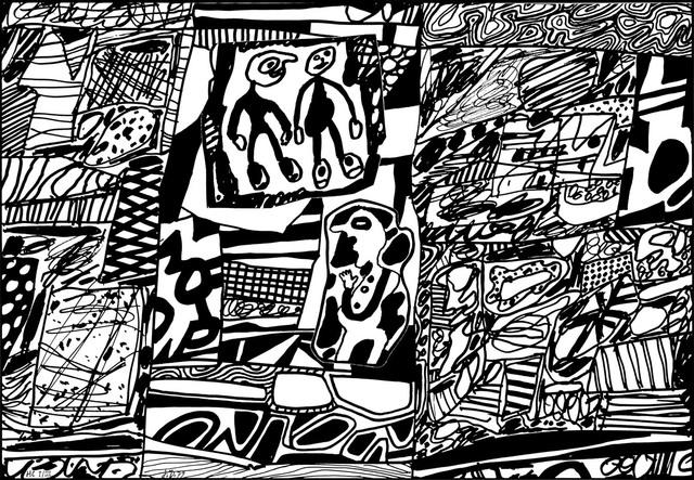 , 'Site de Memoire III,' 1979, Pace Prints