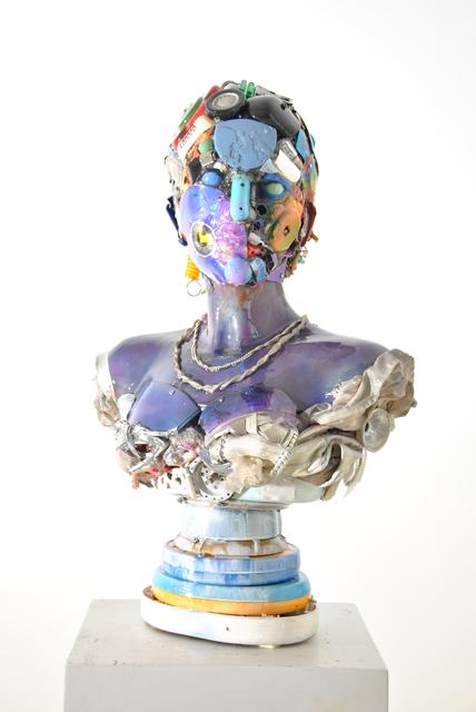 , 'Busto di Donna Blu,' 2016, Manfredi Style