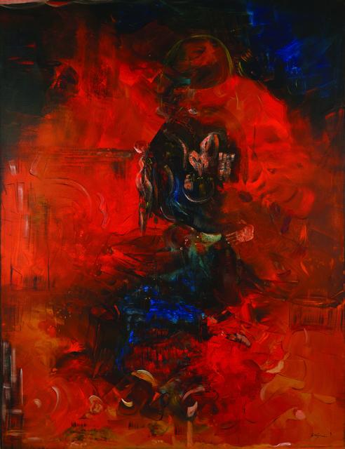 Ali Lagrouni, 'Passion', 1991, Kloser Contemporary Art