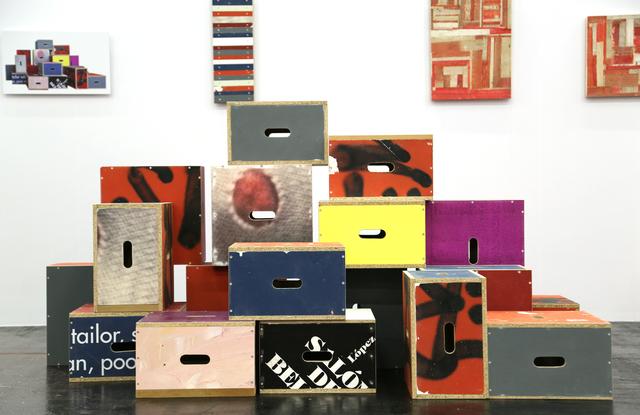 , 'Tabouret Cabanon LC 14 01,' 2015, Christine König Galerie