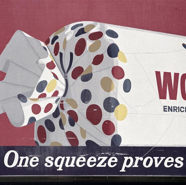 Jeff Brouws, 'One Squeeze Proves, Bend, Oregon', 1987, Robert Mann Gallery