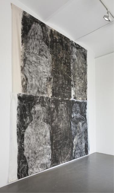 , 'Höghus I / Apartment Buildings I,' 2018, Galleri Magnus Karlsson
