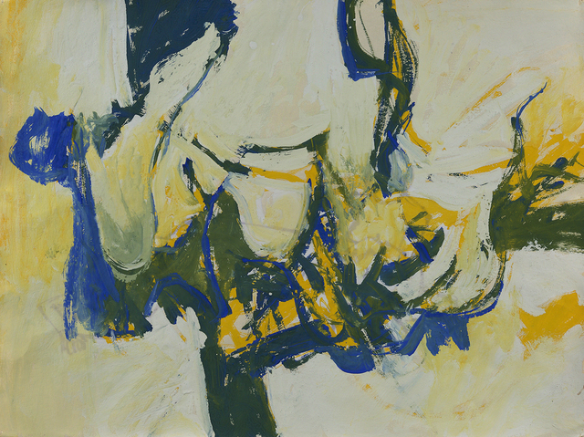 , 'Untitled (50-3),' ca. 1955, Berry Campbell Gallery