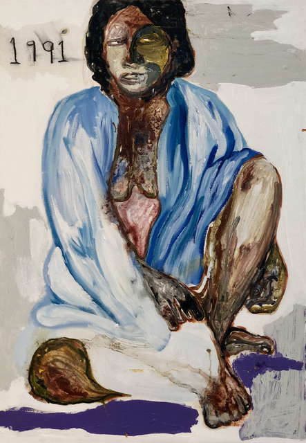 Gideon Appah, 'Suzie 1991', 2019, Gallery 1957
