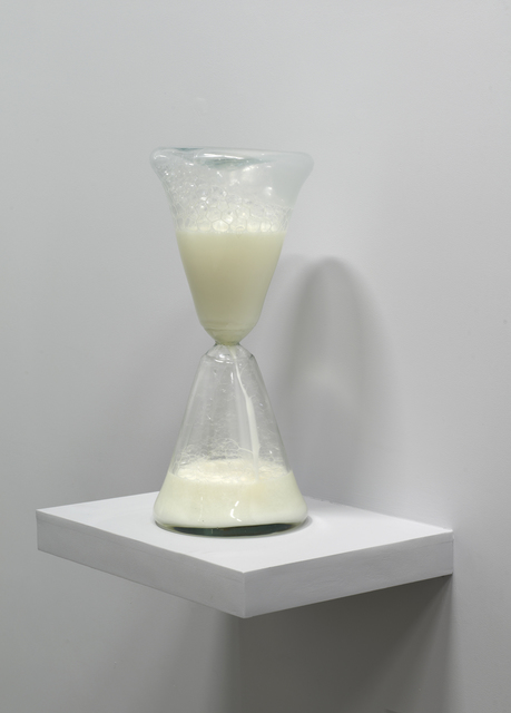 , 'Untitled (Hourglass),' 2009, Hidde Van Seggelen