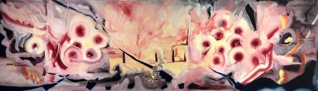 April Zanne Johnson, 'Inhabitants', 2018, Painting, Oil on film, Park Place Gallery