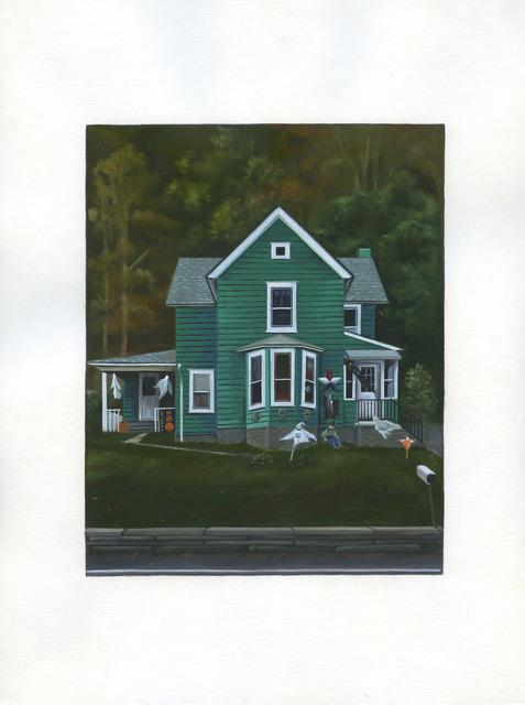 , 'Paper Town 13/40,' 2017, Fridman Gallery