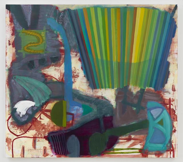 , 'Yard,' 2016-2017, Elizabeth Harris Gallery