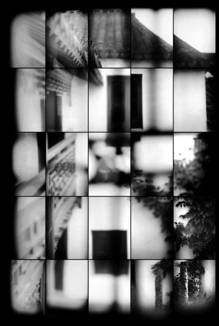 , 'Chinese Garden- ROCKERY,' 2000, Aki Gallery