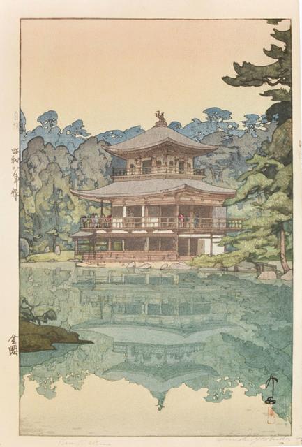 , 'Kinkaku,' 1933, Ronin Gallery
