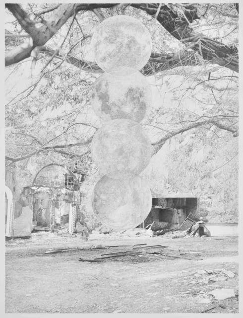 , 'Nigredo (l'œuvre au noir),' 2017, Suzanne Tarasieve
