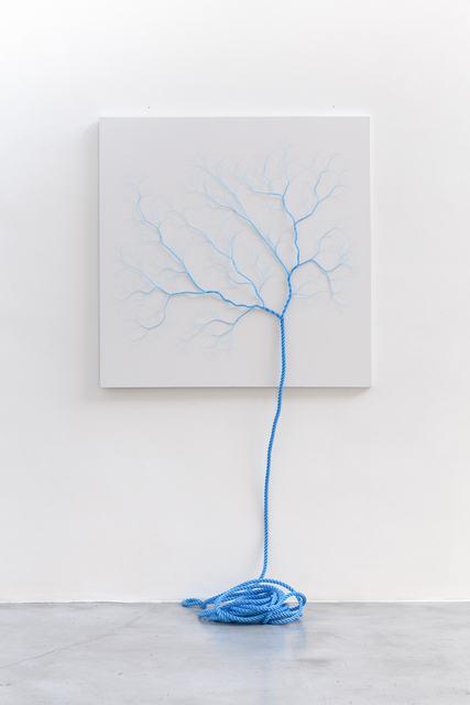 , 'Ciclotrama 54 ( impregnação ),' 2016, Zipper Galeria