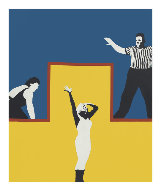 , 'The Winner,' 1965, Garth Greenan Gallery
