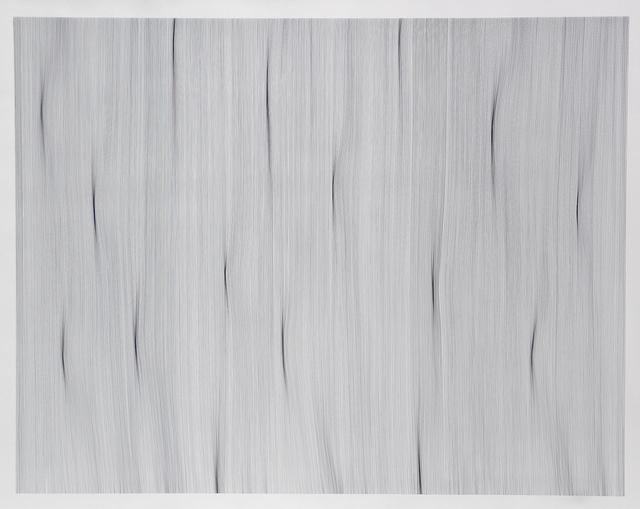 , 'Each Line One Breath N° A 18,' 2015, PARKVIEW ART Hong Kong