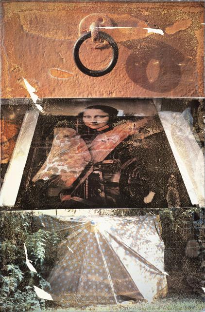 Robert Rauschenberg, 'Tribute 21: Theatre', 1994, Hamilton-Selway Fine Art