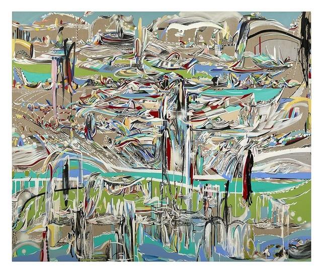 , 'Mindscape 8,' 2017, Octavia Art Gallery
