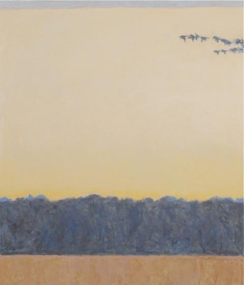 , 'First Light,' 2014, Jonathan Cooper, Park Walk Gallery