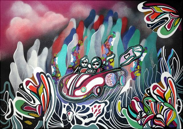 , 'We'll Go Anywhere,' 2017, Addicted Art Gallery