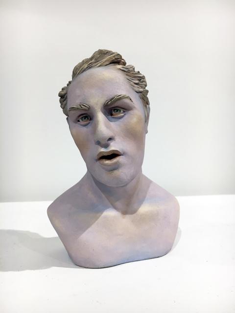 , 'Lavender Man,' , Duane Reed Gallery