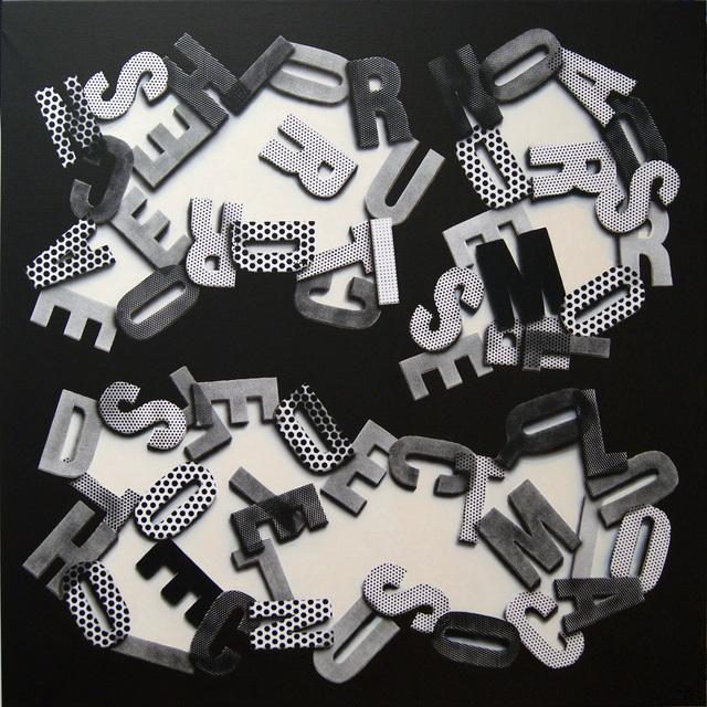 , 'Homenaje a On Kawara,' 2013, Galería Weber-Lutgen