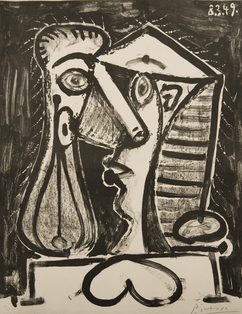 Pablo Picasso, 'Figure Composée II', 1949, Wallector