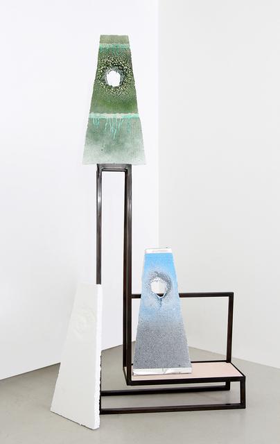 , 'Preventing-panels,' 2017, Anna Nova Gallery