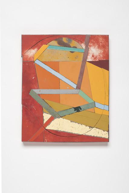 Ted Larsen, 'Illiterate Reader', 2019, The Schoolhouse Gallery