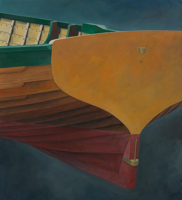 , 'Yellow Transom,' , Dowling Walsh