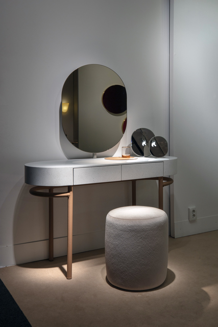 Carolina Wilcke, 'Toile', 2018, Design/Decorative Art, Diverse Dressing Table, Priveekollektie Contemporary Art | Design