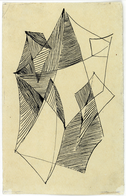 , 'Untitled,' ca. 1918, Annely Juda Fine Art