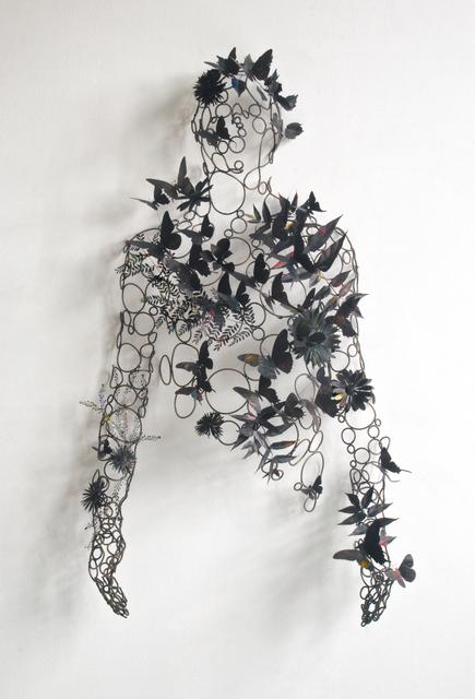 Paul Villinski, 'Lepidopterist', 2017, Morgan Lehman Gallery